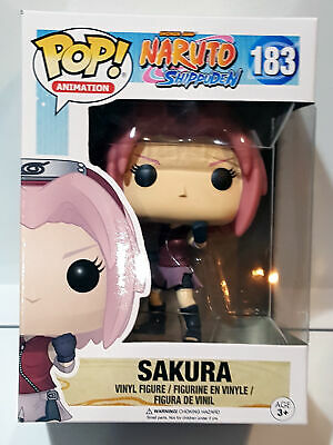 Funko Pop! Animation Naruto Shippuden - Sakura #183