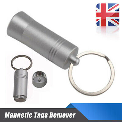 10000GS Bullet Magnetic Fit For EAS Security Clothes Tags Remover Safe Detacher