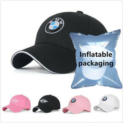 fa00cfb6c NEW BMW CAP Baseball Stylish Hat Car Adults Golf Embroidery Black White  Snapback