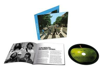 The Beatles - Abbey Road 50Th Anniversary Edition Cd New Pre-Order 27.9.2019