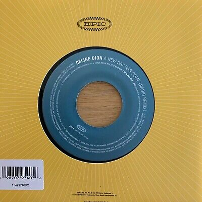 "Céline Dion - A New Day Has Come / 7"" - 1. US-Pressing - Juke Box Edition - NEW"