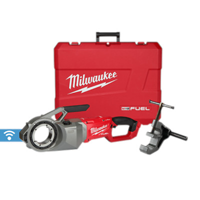 Milwaukee M18 FUEL™ Pipe Threader - With ONE-KEY™ Technology - To...