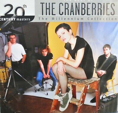 The Best Of The Cranberries NEW! CD,11 Greatest Hits Tracks, 20th Century Master