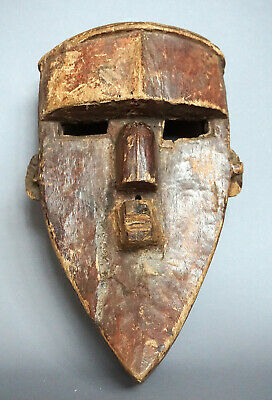 Lwalwa mask · Initiations Maske · Masque LWALWA · R.D.DU CONGO