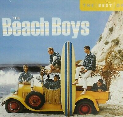 The Best Of BEACH BOYS New! CD 10 Greatest Hits,California Girls, Surfin USA,