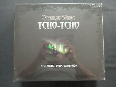 OEJ ~ Cthulhu Wars ~ Tcho-Tcho Faction Expansion