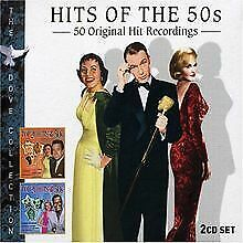 Hits of the 50's: 50 Original Hit Recordings von Vari... | CD | Zustand sehr gut