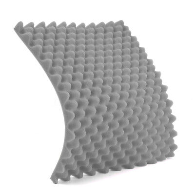 UK Acoustic Studio Music Foam Soundproofing Absorption Treatment Egg Shape
