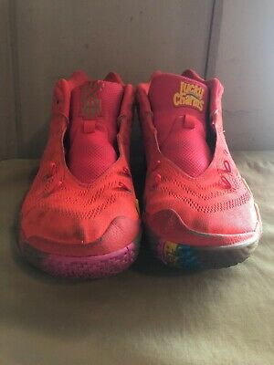info for 98628 5360e NIKE KYRIE 4 'Lucky Charms' Size 7 - $97.66 | PicClick AU