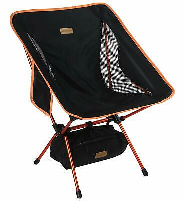 YIZI GO Portable Camping Chair - Compact Ultralight Folding Backpacking Chair