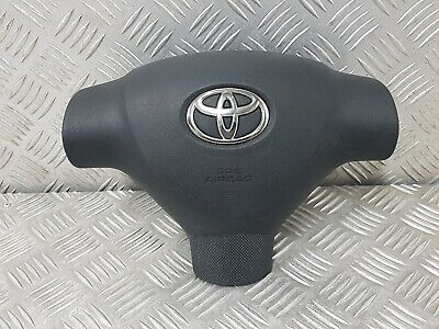 Airbag Steering Wheel Driver LHD - Toyota Aygo up To