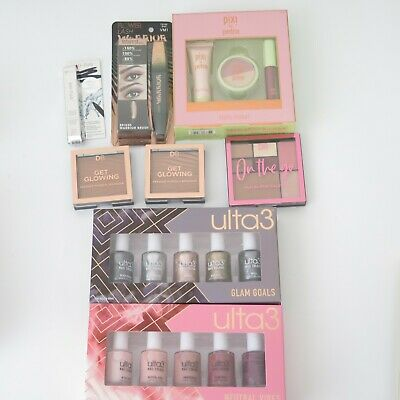 Brand New Bulk Makeup And Nail Polish - It Cosmetics, Db Cosmetics, Pixi, Ulta3