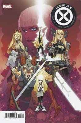 House Of X #5 (Of 6) Lafuente Character Decades Variant (18/09/2019)