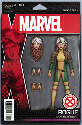 Powers Of X #4 (Of 6) Jtc Action Figure Variant (11/09/2019)