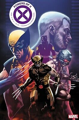 Powers Of X #6 (Of 6) Cafu Character Decades Variant (09/10/2019)