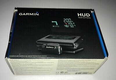 Garmin HUD - Head-Up Display - Navigation for IPhone iPad - NEU