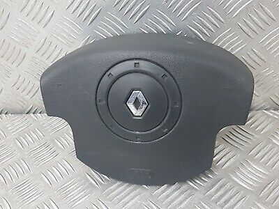 Airbag Steering Wheel Driver LHD with Regulator - Renault Scenic 2 -