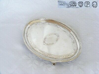 George III, Solid Silver Teapot Stand – London 1790 by James Young