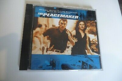 The Peacemaker Cd Ost Hans Zimmer George Clooney Nicole Kidman.