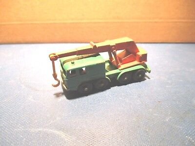 Matchbox/Lesney - Wheel Crane  - No.30