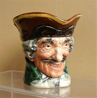 1940s ROYAL DOULTON TOBY JUG *DICK TURPIN*  D5618 ~ Date Marked 1940 ~ VGC
