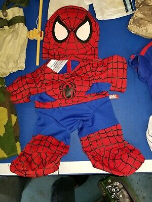 NEW Build A Bear Clothes Marvel Avengers Incredible Hulk Hands Green NWT