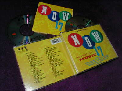 Now That's What I Call Music 17 ,Cd X 2 Fatbox Original