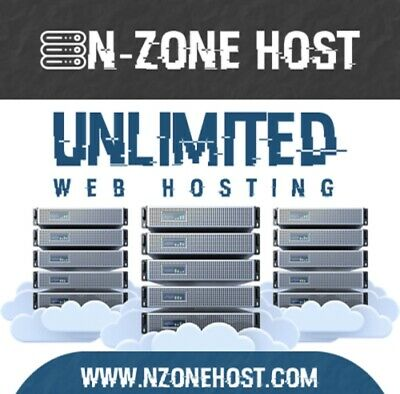 10 Years Host Unlimited Websites and Domains For Low One Time Price