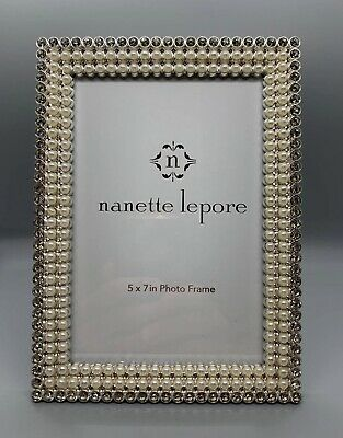 Gorgeous Nanette Lepore Home Picture Photo Frame Rectangle