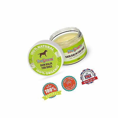 Dog Skin Care Balm Soother Natural For Itchy Antiseptic, Antifungal Cream 50 Ml