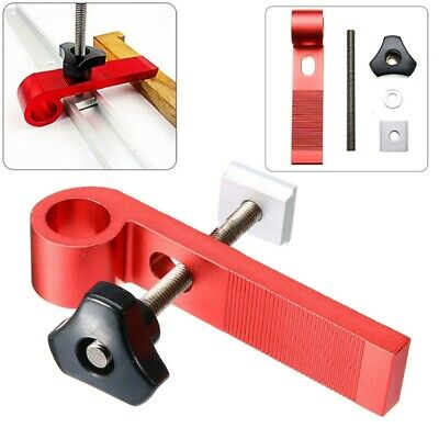 4Pcs/Set Universal Clamping Blocks Clamps Woodworking Joint Hand Tool M8 Screw
