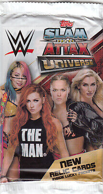 WWE Slam Attax Universe - Complete Base 269 Cards