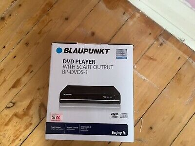 Blaupunkt DVD player with scart output New in Box