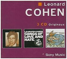Coffret 3 CD : Songs Of Leonard Cohen / Songs Of Love And ... | CD | Zustand gut