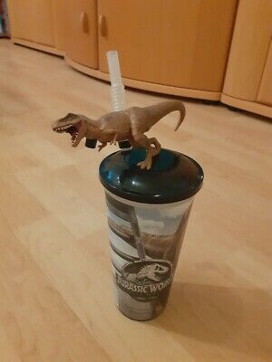 Trinkbecher Becher * JURASSIC WORLD fallen kingdom * Kinobecher * 0,5L * top
