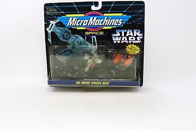 1994 Galoob Star Wars Micro Machines Collection #5 Empire Strikes Back MOC