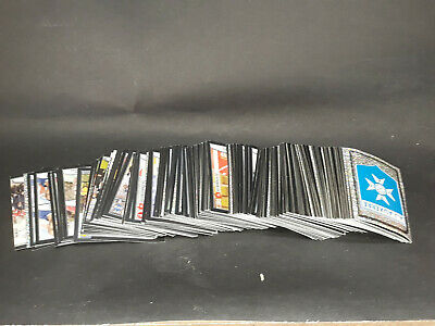 Lot de 345 Stickers Cartes Panini Football France saison 2010 n° 1 à 659 L1 L2