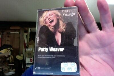 Patty Weaver- self titled- 1982- sealed cassette tape