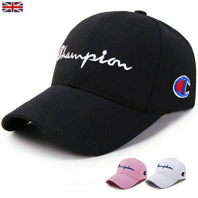 Champion Hip Hop Hat Sport Baseball Cap Snapback Embroidery Brand New