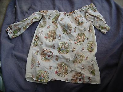 Peter  Rabbit  Art Smock       26Inch / 67Cm Long Prep To Grade 6