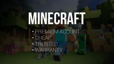 Minecraft Account ✅ Extremly Cheap ✅