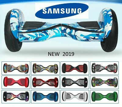 Hoverboard 10Pollici Smart Balance Overboard Pedana Scooter New 2019