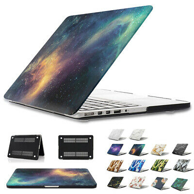 """For Macbook Air 11.6""""/13.3"""" Pro13/15 Retina 12inch Marble Laptop Hard Shell Case"""