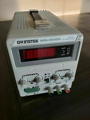 Instek DC Power Supply GPS 3030DD