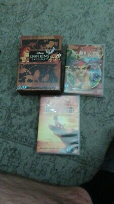 The Lion King Trilogy lion guard return of the roar & life in the pride lands