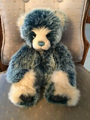 """Muffin Charlie Bears 2019 Plush * 12.5"""" New With Tags"""