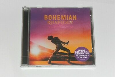 Queen - Bohemian Rhapsody Soundtrack       New/Completely Sealed