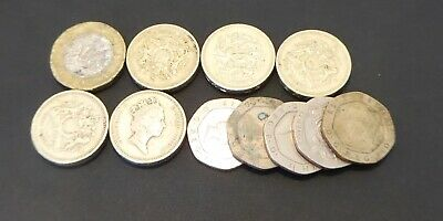 Lot of British Pound Coins to Exchange