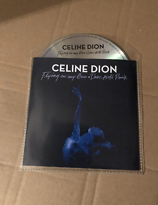 Celine Dion = Flying On My Own = Dave Aude Remixes = Brazil Cd Promo