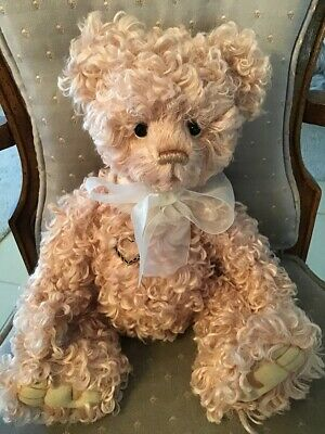 "Pearl Charlie Bears 2019 Plush * 16"" New With Tags"